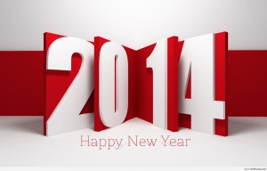 Happy 2014 New Year!