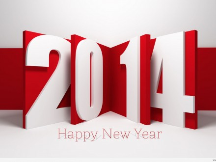 Happy 2014 New Year!