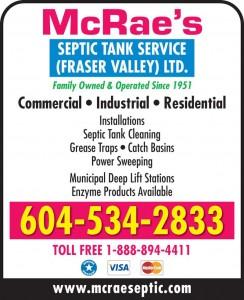 McRaes Septic Pumping