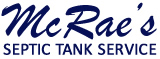 McRaes Septic Tank and Power Sweeping Services
