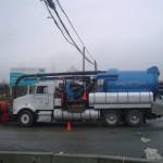 hydrovac excavation