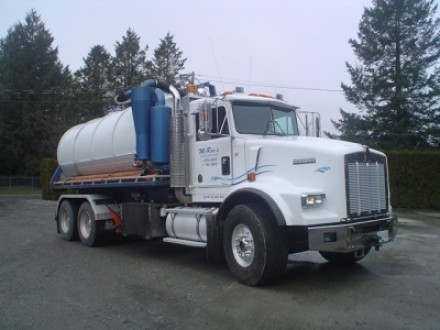 McRae's Septic Services in BC