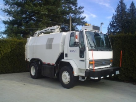 Power Sweeping for Parking lots and underground garages