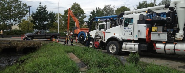 Septic Pumping & Cleaning