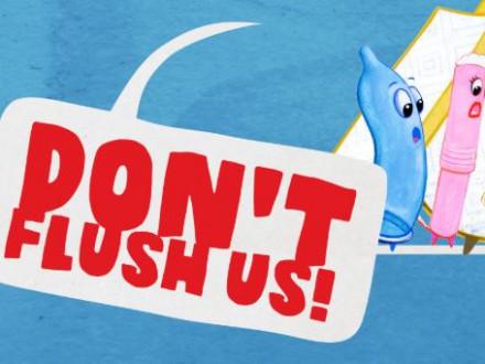 do not flush gvrd