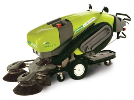 Green Machine Power Sweepers