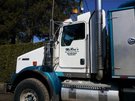 mcraes vacuum truck company