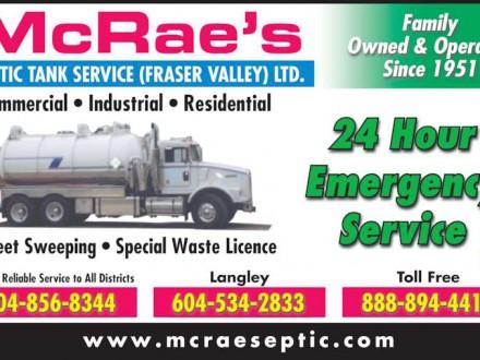 mcrases septic company